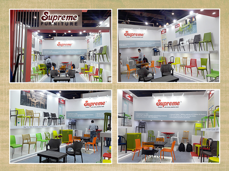 Great Stall Designed for Supreme Furniture in Handicraft Expo