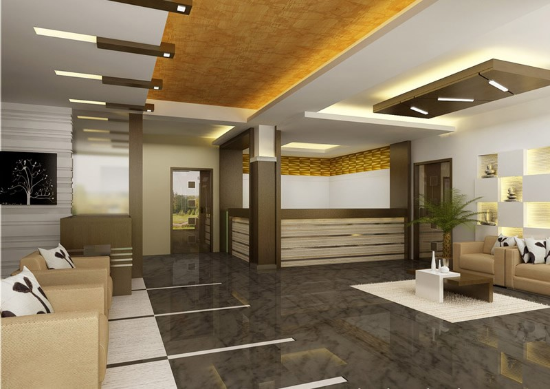 Corporate Offices interior | Design House India Pvt Ltd